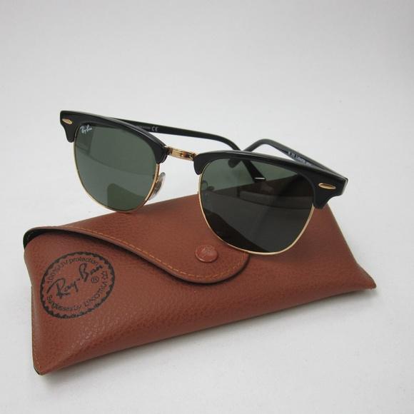 8146ce8ae9d RayBan Clubmaster RB3016 W0365 Sunglasses OLL847. M 5b0c5b55b7f72b8046460d69